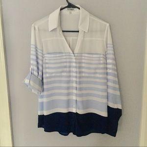 Express Portofino button up shirt